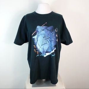 Rock and Roll Hall of Fame Graphic Tee Shirt Sz XL